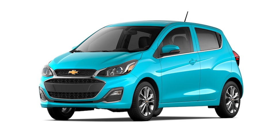 Chevrolet Spark 2021 color wonderland